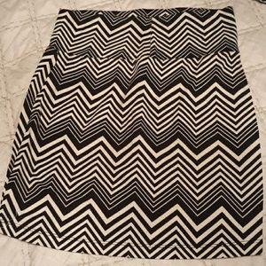 New Mini Pattern Skirt